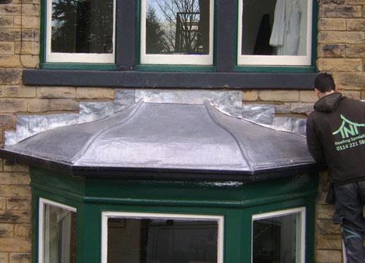 Lead Roofing Sheffield Tnt Roofing Specialist Lead Work