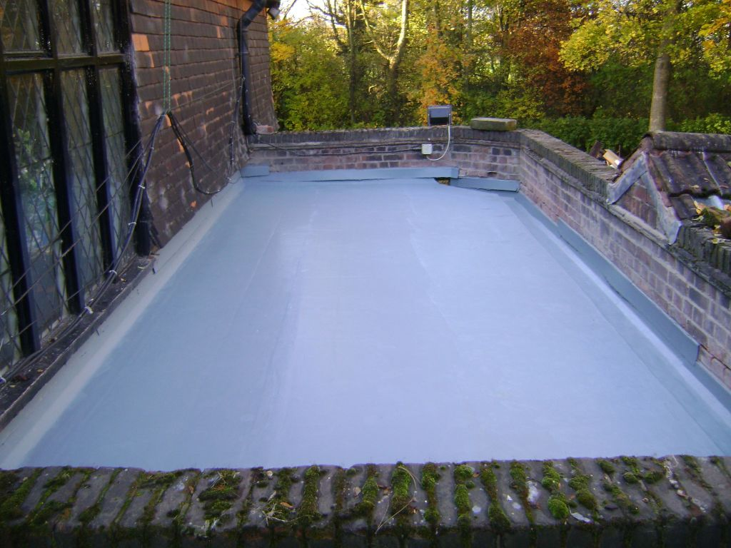 Fibreglass Roofing Tnt Roofing Specialist In Sheffield