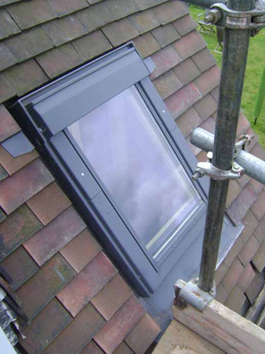 Velux Windows In Sheffield And Yorkshire Tnt Roofing