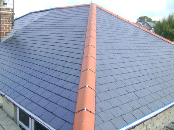 Delightful Natural Slate Roofing